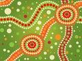 Bezšvový domorodý dizajn