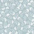 Seamless abstrac floral  background Stock Photos