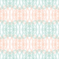 Seamless abstract background pattern with guilloche ornament