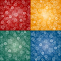 Seamless abstract backgrounds Stock Photography
