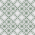 Seamless abstract flowers pattern specks background stylish Royalty Free Stock Image