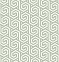 Seamless abstract geometric hexagonal pattern vector eps8