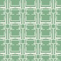 Seamless geometric pattern of multiple lines forming complex lat