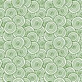 Lawn grass swirls seamless texture