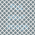 Seamless abstract mesh grid background rhombus color white ceramic with shadows raised above the surface can be changed Stock Photography