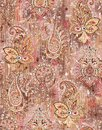 Seamless abstract paisley digital background