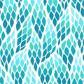 Seamless abstract pattern with colorful rhombuses.