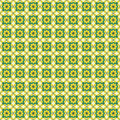 Seamless abstract pattern geometric with bright colors Stock Image