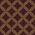 Seamless Abstract Pattern With Octagons