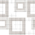 Seamless abstract pattern retro ornament geometric stylish backg