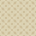 Seamless abstract vintage orient pattern