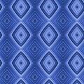 Seamless Acid Blue Diamonds