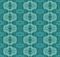 Seamless arabic laced pattern decorative Stock Photo