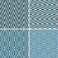 Seamless argyle pattern Royalty Free Stock Images