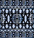 Seamless aztec pattern art deco style Royalty Free Stock Photo