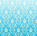 Seamless background azure Royalty Free Stock Photo