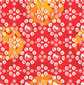 Seamless background for fabrics and textile Stock Photo