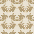 Seamless background with floral pattern for textiles interior design for book design website Royalty Free Stock Photography