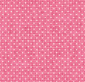 Seamless background of hearts on a pink background crossed strips Royalty Free Stock Photos