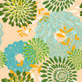 Seamless Background Pattern Royalty Free Stock Image