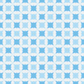 Seamless background pattern with repeating square ornament