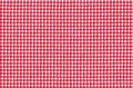 Seamless background with red and white squares Royalty Free Stock Photos