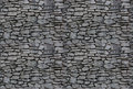 Seamless background: stone wall Royalty Free Stock Image
