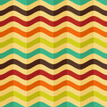 Seamless background with stripes in retro style vector Royalty Free Stock Image
