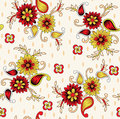 Seamless background for textile fabrics Stock Photos