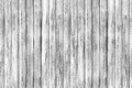 Seamless background texture of wooden wall old white lining boards Stock Images