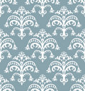 Seamless baroque pattern Royalty Free Stock Image