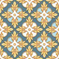 Seamless baroque pattern 30