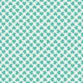 Seamless beautiful pattern hearts vector illustration Royalty Free Stock Photo