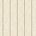 Seamless beige wooden planks texture. Vector illustration.