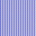 Seamless blå mörk gingham för bakgrund Arkivfoto