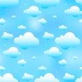 Azul nubes