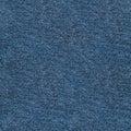 Seamless blue denim texture. Royalty Free Stock Photo