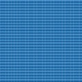 Seamless blue mosaic tile pattern Royalty Free Stock Photos