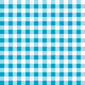 Seamless blue white tablecloth pattern Royalty Free Stock Photo