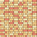 Seamless brick pattern Stock Image