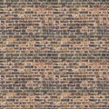 Seamless brick textures cement Stock Images