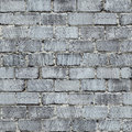 Seamless brick wall a texture of grey bricks Stock Image