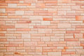 Seamless brick wall texture red of classic walls Stock Photo