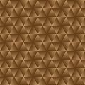 Seamless brown abstract gradient vector background Royalty Free Stock Photos