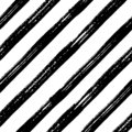 Seamless brush stroke diagonal pattern