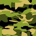Seamless camouflage Stock Photography