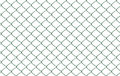 Seamless Chainlink Fence Stock Photos