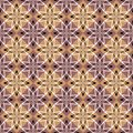 Seamless checked pattern. Stock Photos