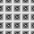 Seamless checked texture vector art Royalty Free Stock Photos