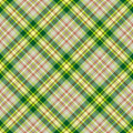 Seamless checkered diagonal pattern Stock Images